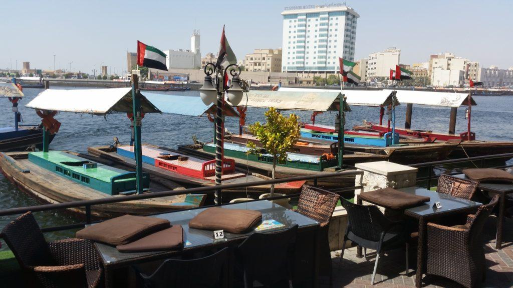 Dubai Old Town abra's