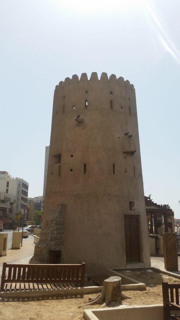 Dubai Old Town Tower