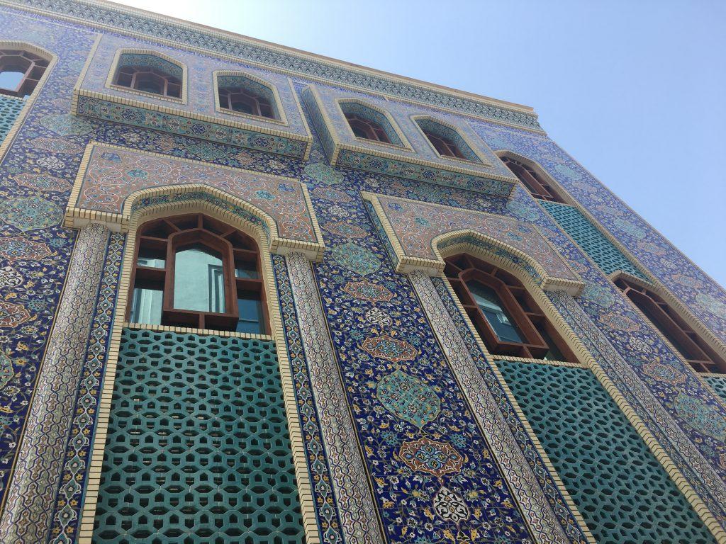Dubai Old Town mosque