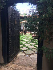 Moroccan House Garden Pretoria