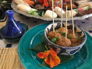Moroccan dish Pretoria