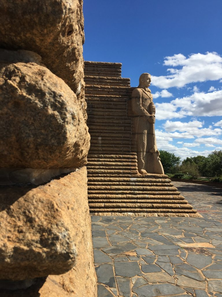 Stone Monument Pretoria