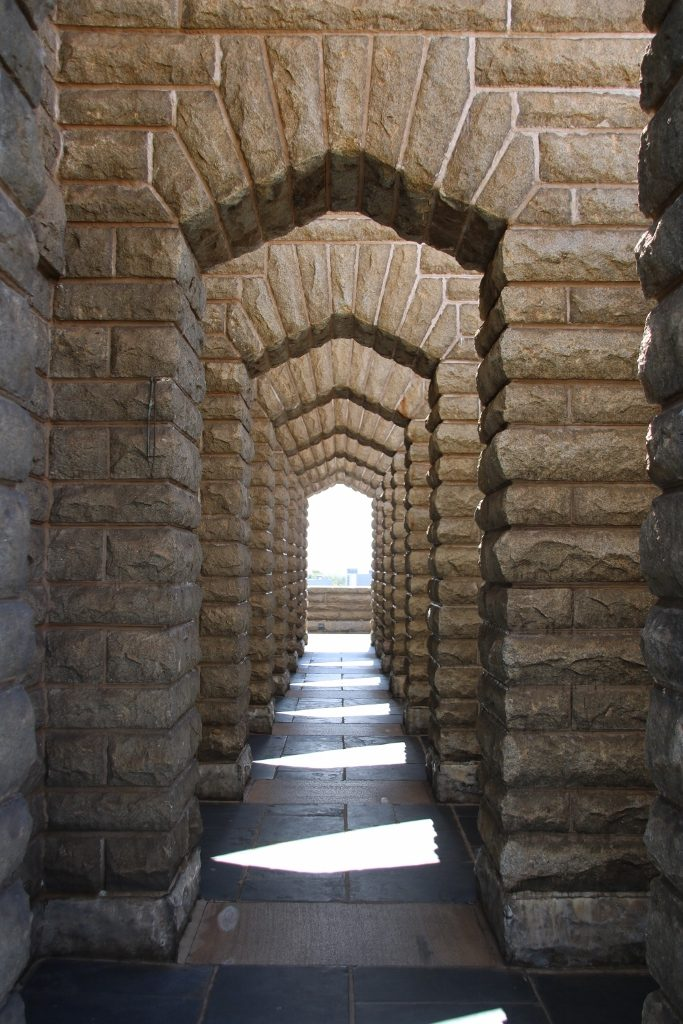 Voortrekker Monument walkways Pretoria