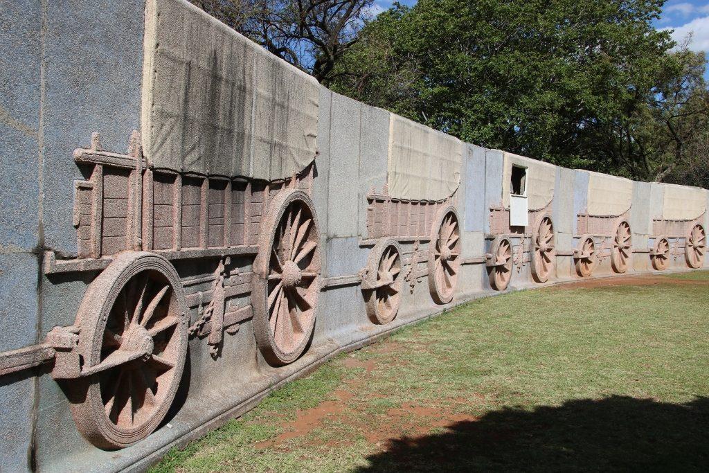 External wall wagons Pretoria