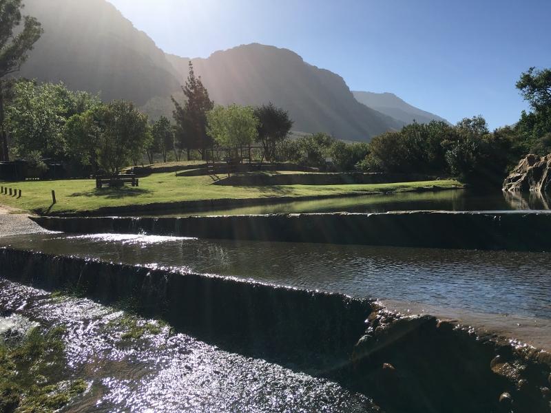 Rondegat river pool