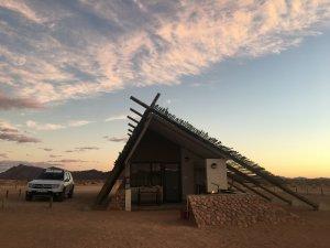 Desert Quiver Camp Single Unit