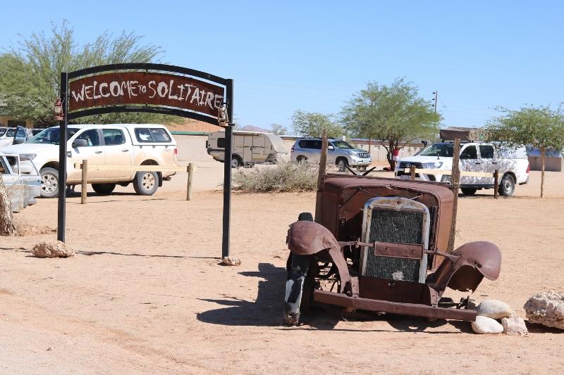 Solitaire Vintage car