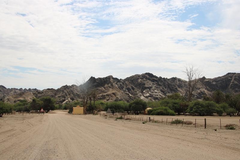 Goanikontes Oasis Namibia