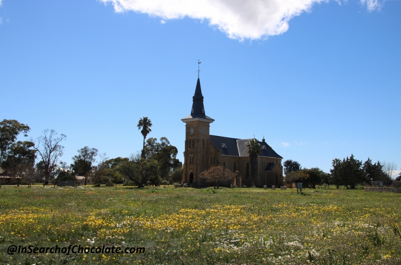 Nieuwoudtville Sandstone Church