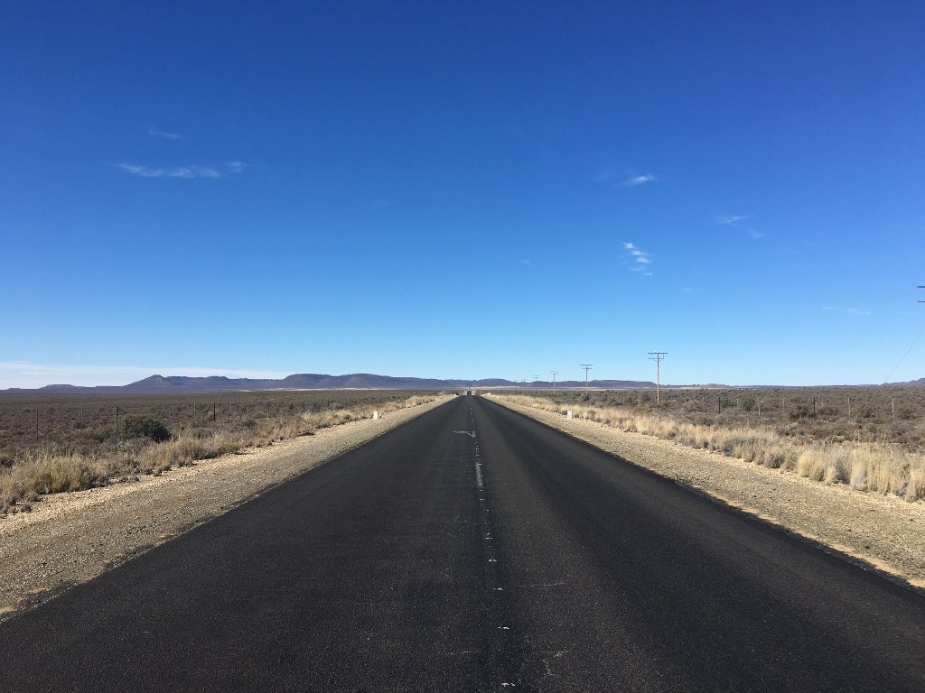 The open road to Loxton