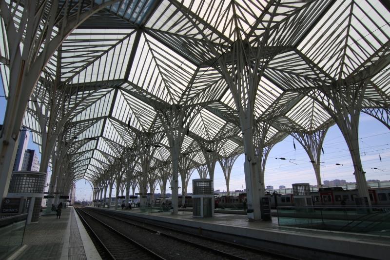 Gare do Oriente Lisbon