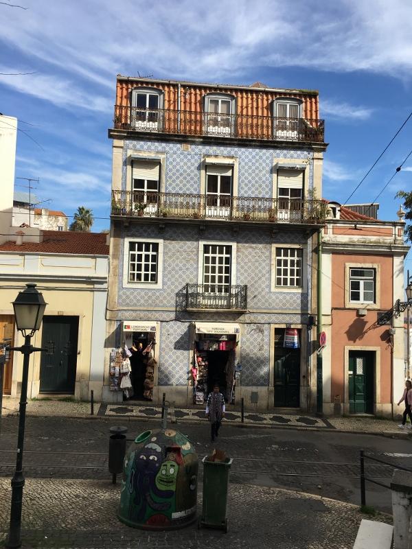 Lisbon town