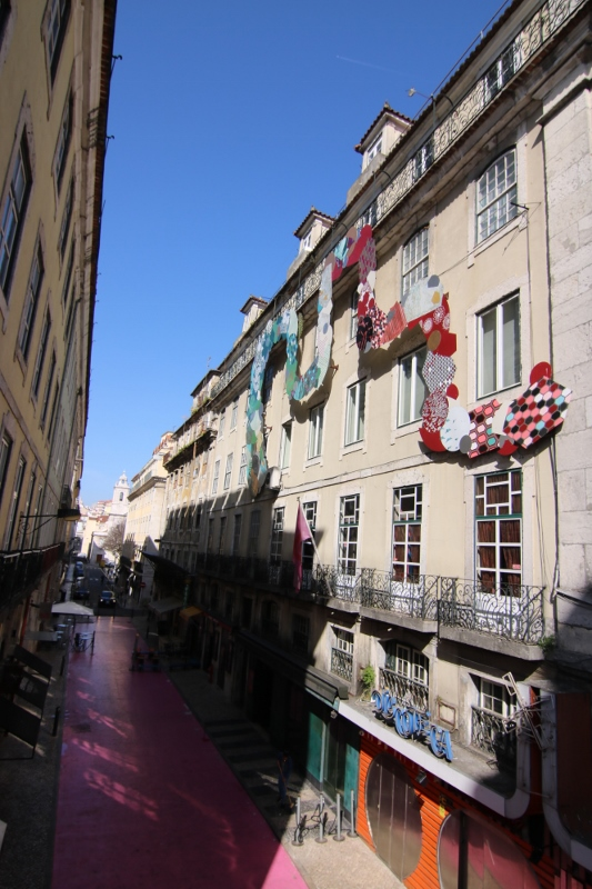 Rua Nova do Carvalho , Lisbon
